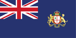 Flag of Dominion of New England