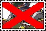 Anti Redips Stamp