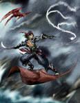 Pirates of the Thunder Sea 1