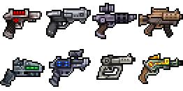 Guns by Caynez