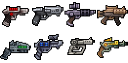 Guns by Caynez