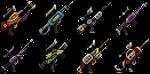 Rifles by Caynez