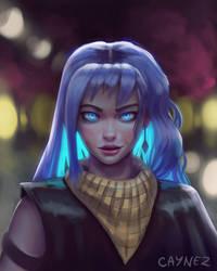 Portrait Caynezz 1