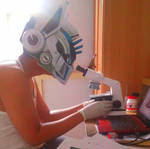 papercraft researcher