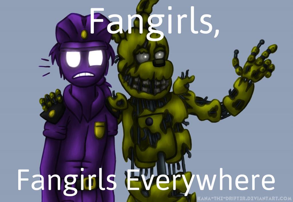 Fangirls, Fangirls Everywhere