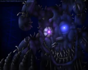 FnaF4 Nightmare Bonnie
