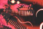 Nightmare Foxy (Brightened)