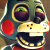 FnaF Icon [42] - Bonzi Toy Bonnie by Kana-The-Drifter