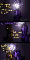 Shadow Flashlight [FnaF Comic]