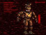 FnaF4 - Nightmare Freddy