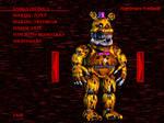FnaF4 - Nightmare Fredbear