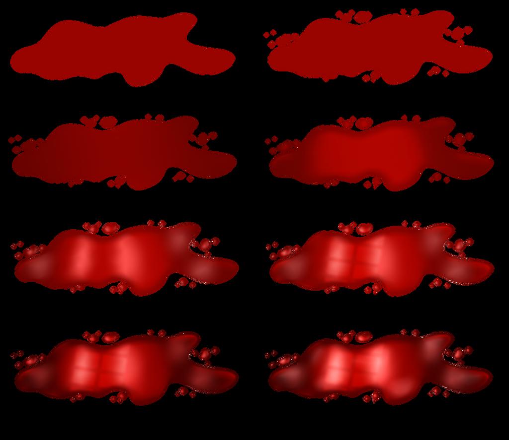 Pokasorm 55 3 Drawing Blood Step By Step (tutorial Kinda) By Kanathe