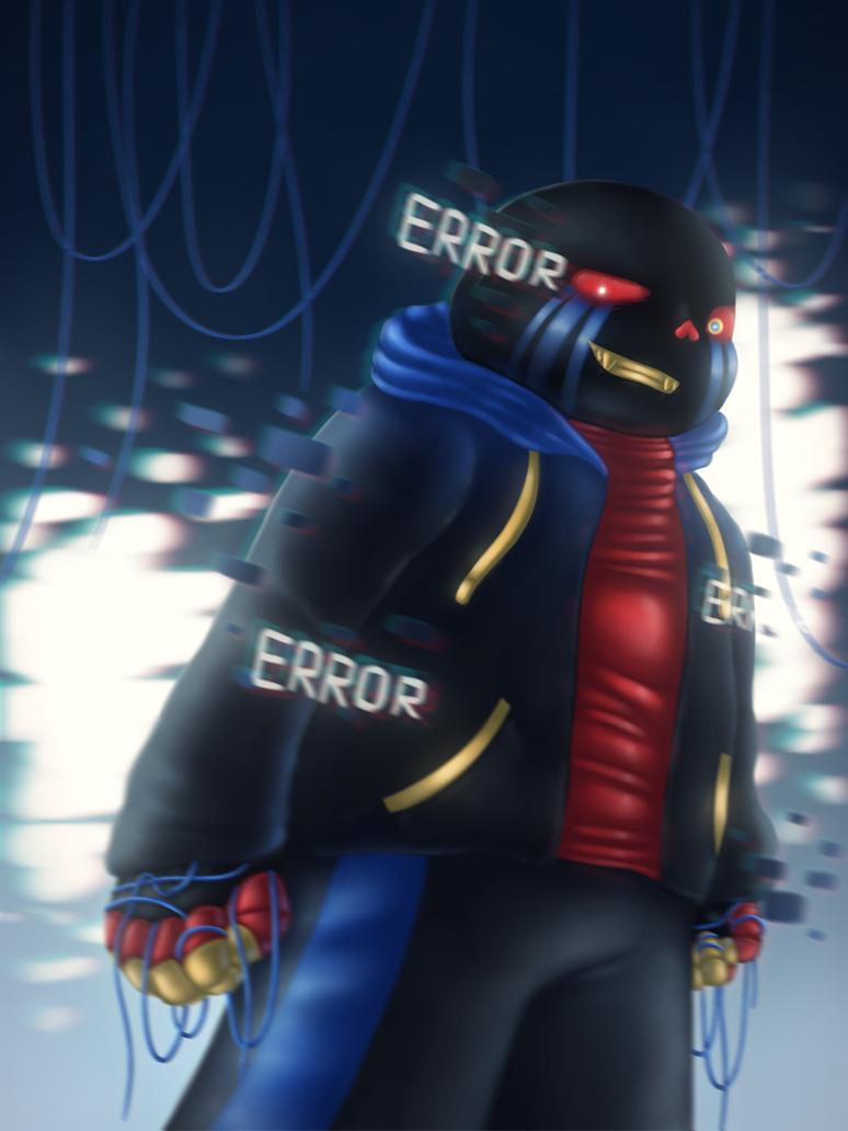 Error by Kana-The-Drifter