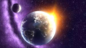 Solar System - The Earth