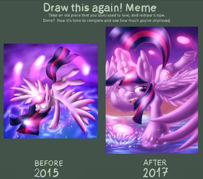 Draw This Again! Magic v2