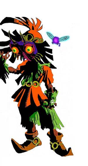 Skullkid color version