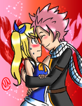 Nalu: In His Arms by viannilla