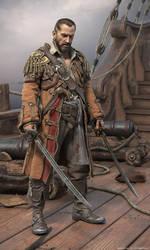 Last Pirate Standing by artonzy
