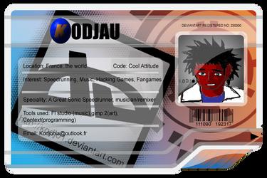 Kodjo1/Kodjau New ID ::last edit2016::