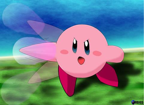 Smash Bros Kirby (finish)