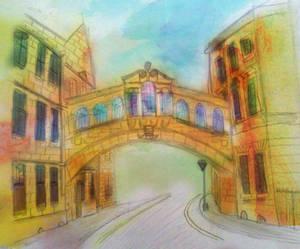 Hertford Bridge (Oxford)