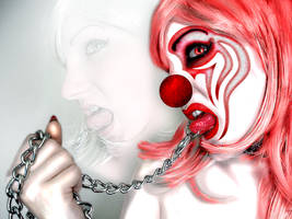 Sexy Clown Desktop by fastworks