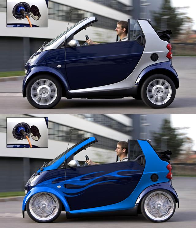 Fastworks Smart Car By Fastworks On DeviantART