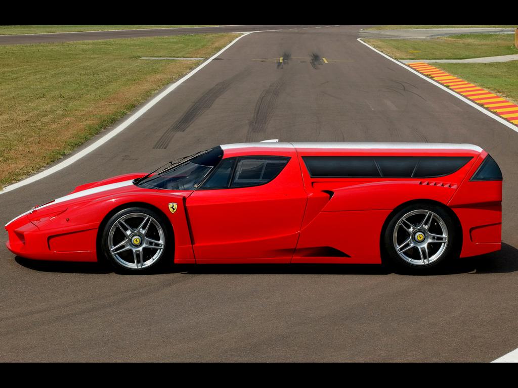 Ferrari Wagon by fastworks on DeviantArt