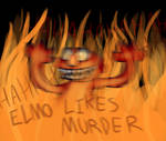 ELMO LIKES MURDER