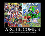 Archie Sonic Demotivational
