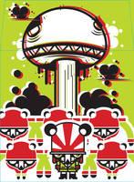 bomb by urbanita-studio
