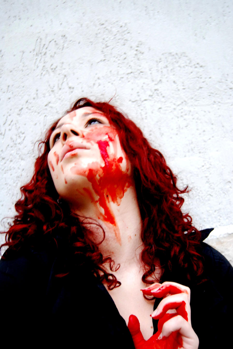 Bleed like me by BlackStarshine13