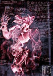 Cybernetic Zombie Werewolf