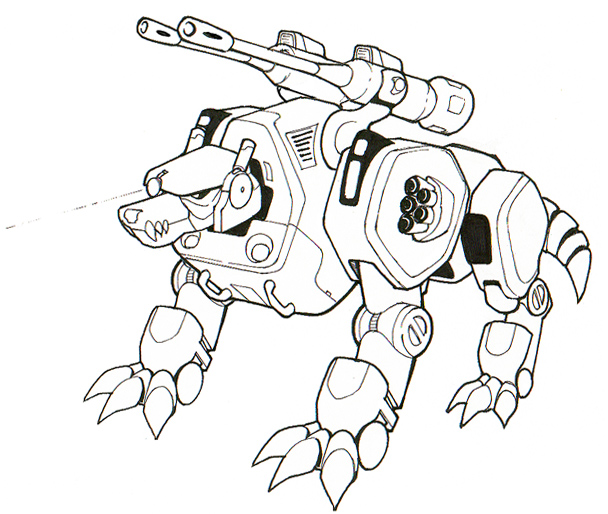 Panzer Wolf