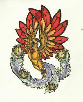 Clockwork firebird