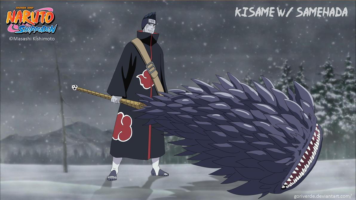 Image Gallery of Kisame Sword True Form