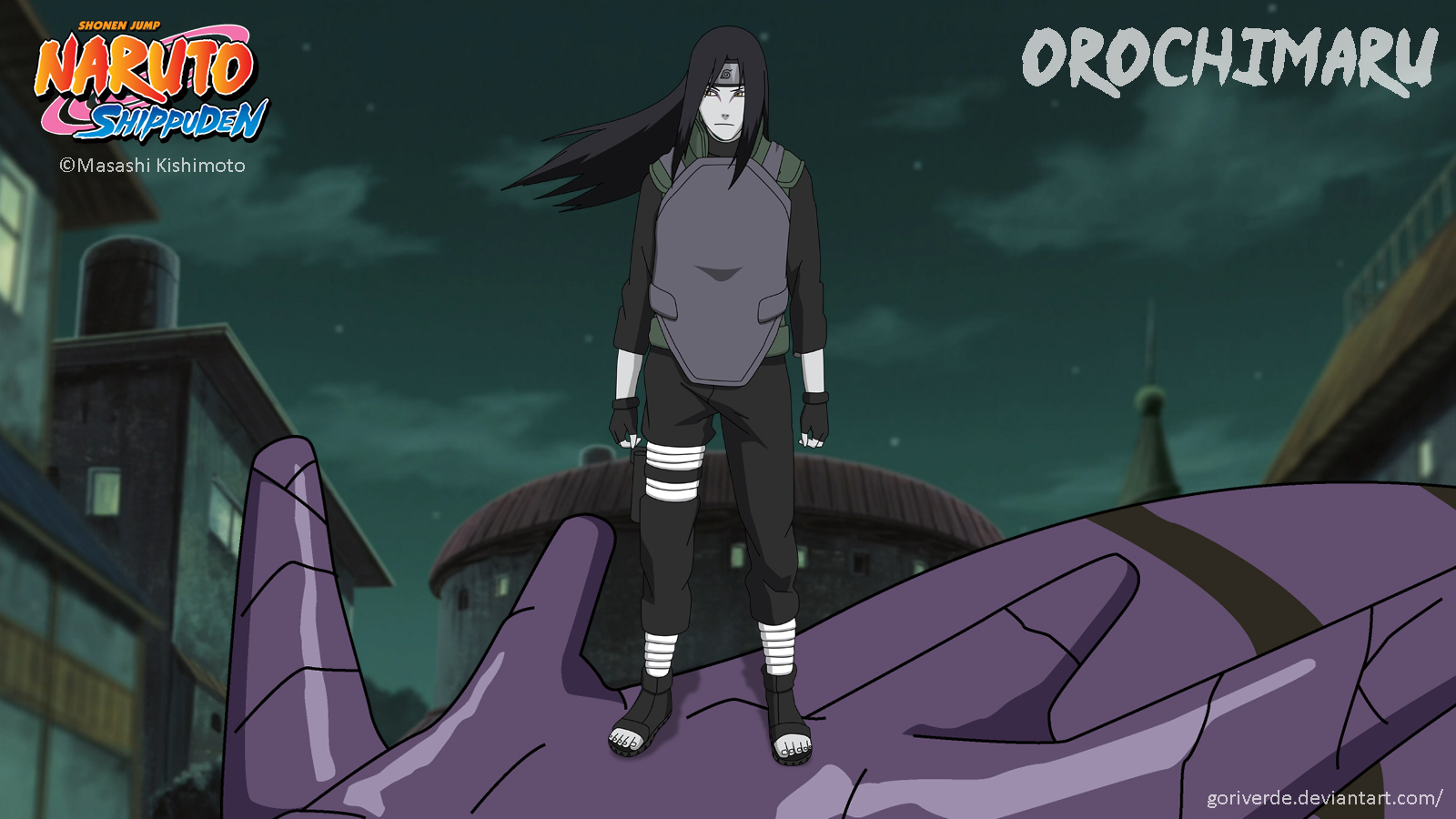Could The Anbu Black Ops Of All 5 Ninja Countries Beat The ...