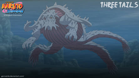Three Tails by goriverde