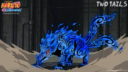 Two Tails / Matatabi / Nibi by goriverde