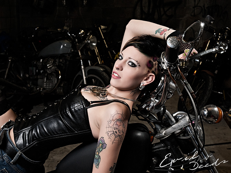 Roxy Rage By Photographybyvictor