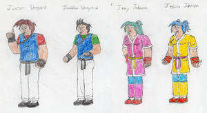 Soul Teen : Heroes