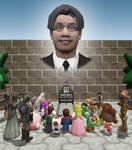 Rest in Peace, Satoru Iwata.