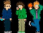 The Eddsworld Crew