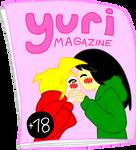 Yuri Magazine (SFW)
