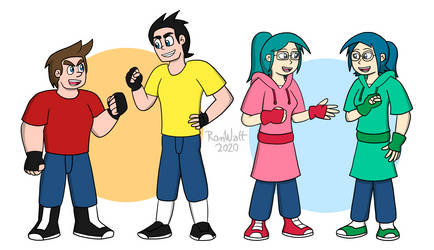 The Soul Teen Protagonists