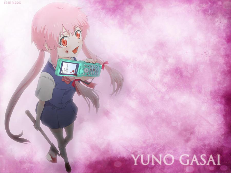 Yuno Gasai by EclairDesigns