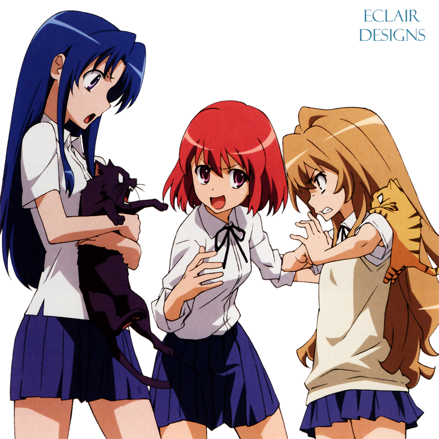 X And Y Anime Characters : After east gate e toradora nya