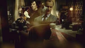 Sherlock BBC  * Brothers*