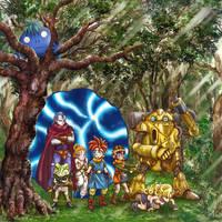 Chrono Trigger by otahide
