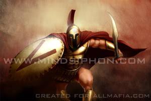 Spartan by mindsiphon